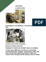The Konzen Pulse Motor