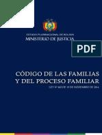 Codigo Familias Del Proceso Familiar