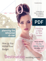 I Do Fall Bridal 2016 Guide