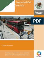 7. Auditorxa en Seguridad Vial Lxnea 2 Del Metrobxs - Resumen Ejecutivo