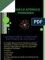 Antecedentes Del Modelo Atomico Moderno