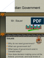 Canadian Government