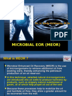 7- Microbial EOR (MEOR)