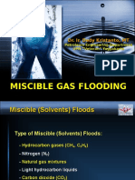 6- Miscible Flooding