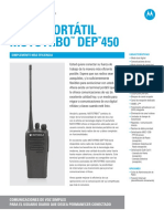 Mot Mtrbo Dep450 Product Specsheet Uhf2 Es Digital