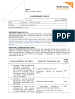 DdC Asesor Comercial