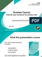 Clinical Case Scenarios Slide Set 181643437