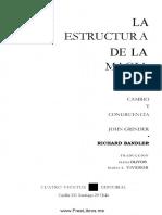 La estructura de la magia II - Richard Bandler y John Grinder.pdf