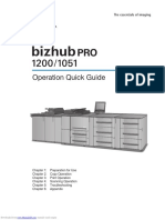 Bizhub Pro 1051 Operation Guide