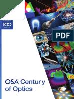 Century of Optics