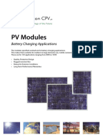 JN 1333 PV Modules Battery Charging Applications 03-06-08