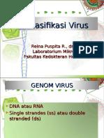 2. Klasifikasi Virus