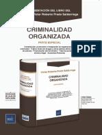 libro de criminalidad organizada