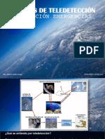 Satelites de Teledetección