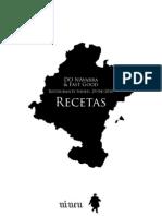 DO Navarra and Fast Good Recetas