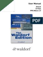 Waldorf Edition Manual En