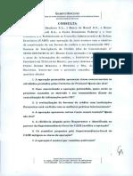 Parecer - Bercovici