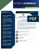 Informe Economico N81 Historia de Cinco Ciudades