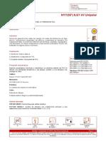 Indeco Nyy 80º 0,6-1 Kv Unipolar