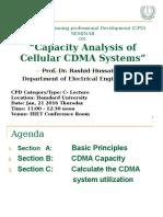 CDMA CPD