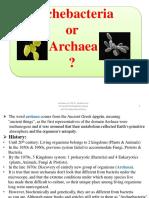 Archaea 2016 PDF