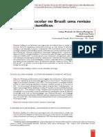 O Bullying Escolar No Brasil Uma Revisão de Artigos Científicos