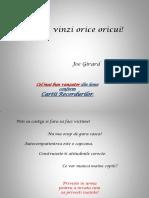 171387514 Cum Sa Vinzi Orice Oricui Joe Girard