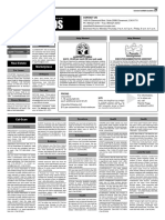 Claremont COURIER Classifieds 10-14-16