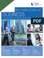 SMU School of Business Brochure