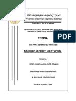 Tesis Diseño de Tubos Pitot Para Calculos de Flujo Incompresible