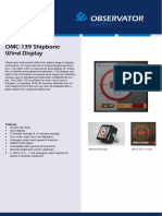 omc-139 Wheather station Manual