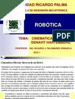 3ra Cinematica Directa DENAVIT H