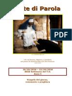 Sete di Parola - XXIX settimana C 2016.doc