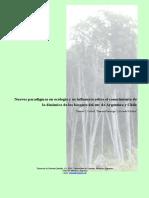 Nuevos paradigmas en ecología y su influencia sobre el conocimiento de la dinámica de los bosques del sur de Argentina y Chile