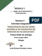 DiosdadoJuarez Enrique M1S3 Blog