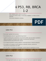 1. Gen p53, Rb, Brca 1-2