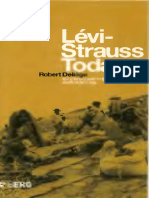 Robert Deliege-Levi-Strauss Today_ an Introduction to Structural Anthropology-Berg Publishers (2004)