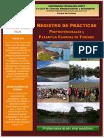 Registro de Prácticas Preprofesionales CARRERA DE TURISMO UNIVERSIDAD TÉCNICA DEL NORTE