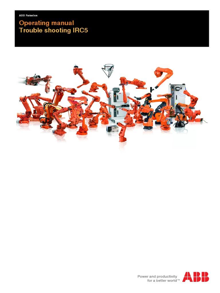 irc5 electrostatic discharge programmable logic controller rh es scribd com