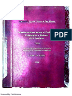 1944 - Carlos Velit - Consideraciones Sobre El Problema Pedagógico y Cultural de La Lectura