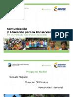 Guía - Programa Radial - PNN