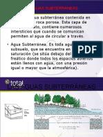 11 Agua Subterranea