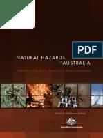 Austrila Landslides Report by Maryam