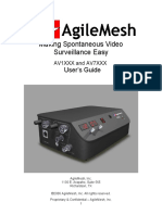 AgileMesh Manual Ver. 2