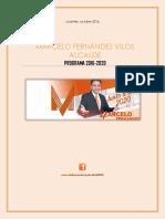 Programa 2016-2020 Marcelo Fernandez