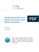 Monitoring from the Cloud