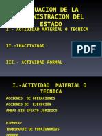 Clase 4 Actuacion y Acto Adm Presentacion 2015
