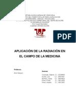 Aplicaciones de La Radiografia en La Medicina