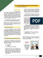 Lectura - Los Argumentos y Su Consistencia Con La Postura (2)