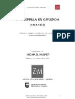 ZM La Guerrilla en Gipuzkoa (1808-1835)
